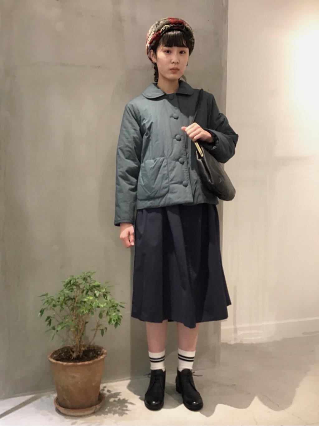 bulle de savon アトレ川崎 身長:168cm 2020.11.04