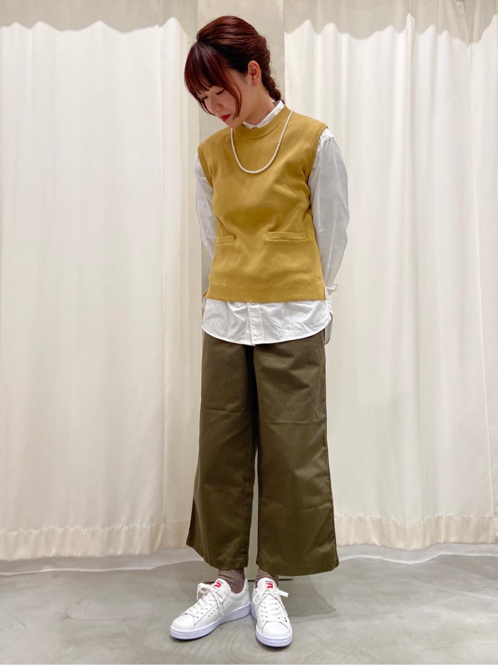 - CHILD WOMAN CHILD WOMAN , PAR ICI 東京スカイツリータウン・ソラマチ 身長:165cm 2021.02.06
