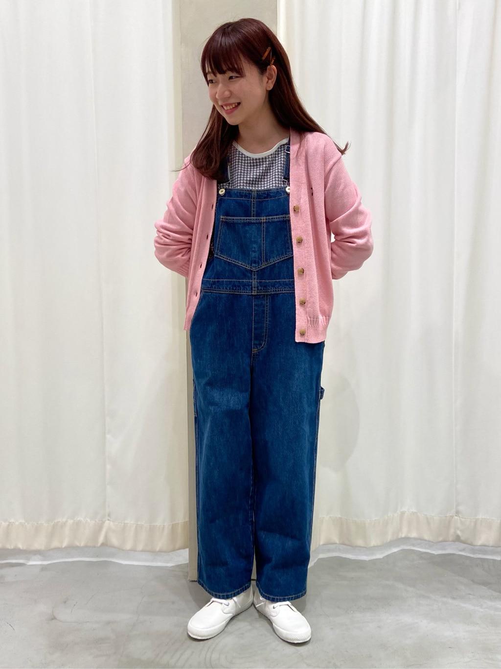 - CHILD WOMAN CHILD WOMAN , PAR ICI 東京スカイツリータウン・ソラマチ 身長:165cm 2021.01.29