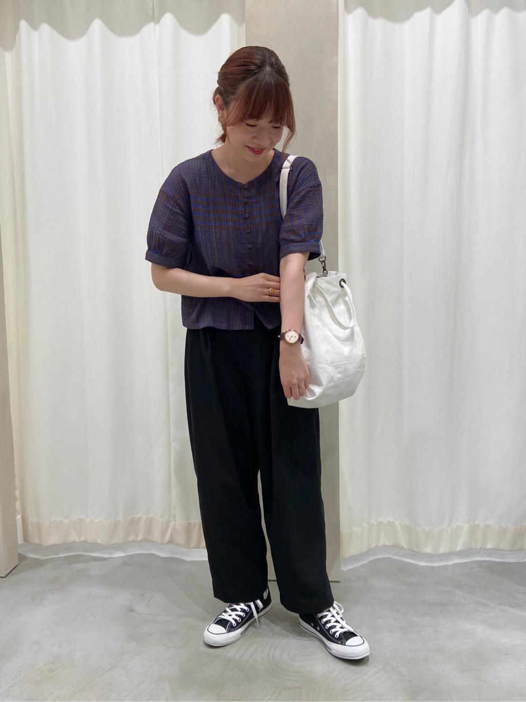 - PAR ICI CHILD WOMAN , PAR ICI ルミネ池袋 身長:165cm 2020.09.09