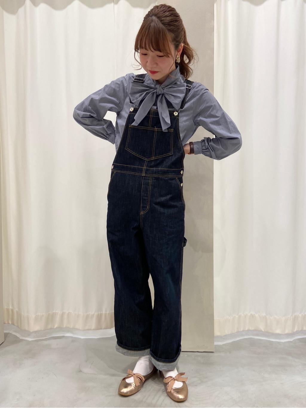 - PAR ICI CHILD WOMAN , PAR ICI ルミネ池袋 身長:165cm 2020.11.02