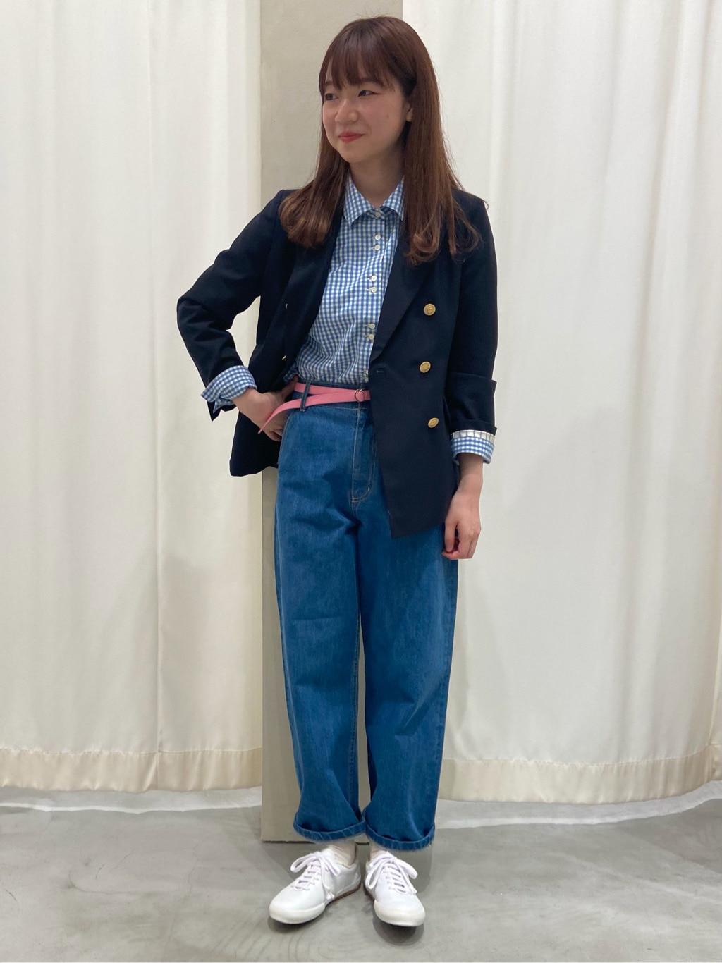 - CHILD WOMAN CHILD WOMAN , PAR ICI 東京スカイツリータウン・ソラマチ 身長:165cm 2021.02.05