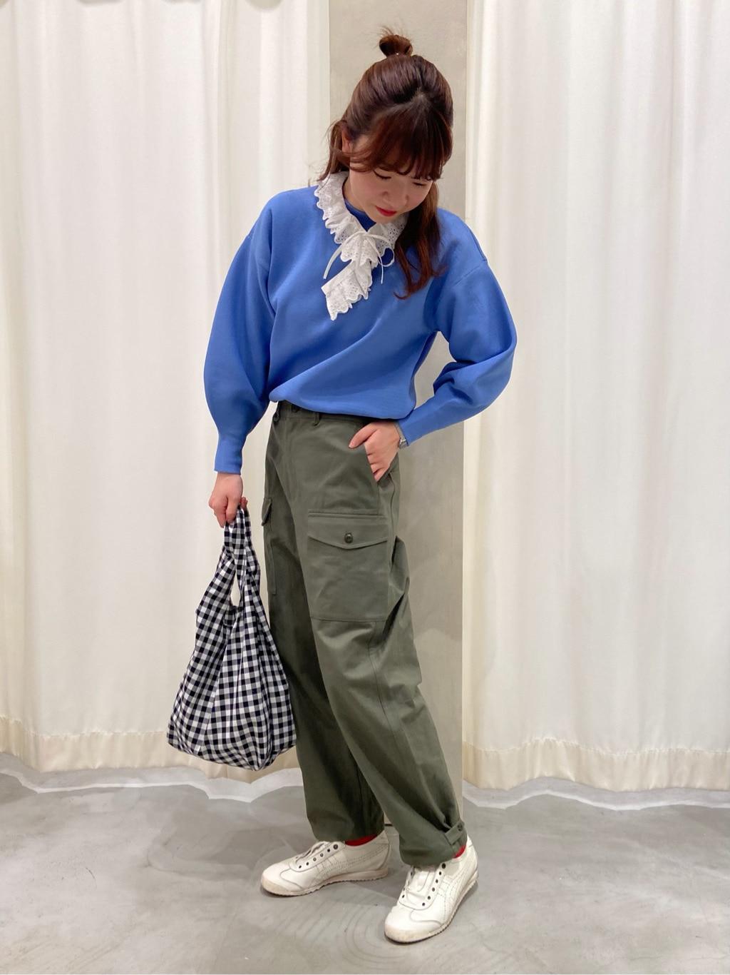- CHILD WOMAN CHILD WOMAN , PAR ICI 東京スカイツリータウン・ソラマチ 身長:165cm 2021.02.17