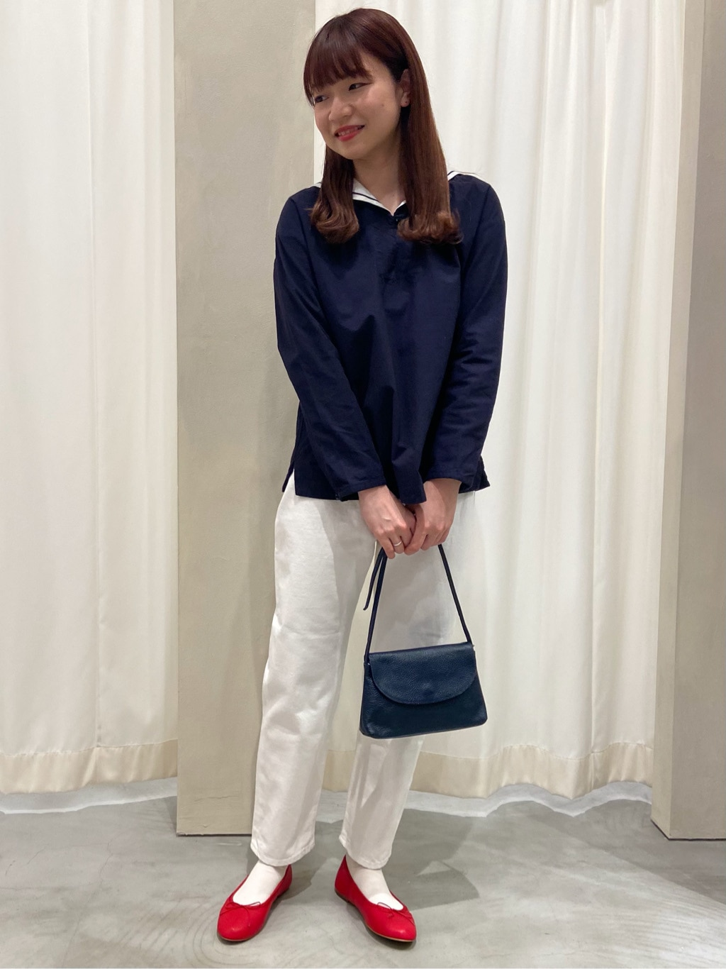 - CHILD WOMAN CHILD WOMAN , PAR ICI 東京スカイツリータウン・ソラマチ 身長:165cm 2021.02.04