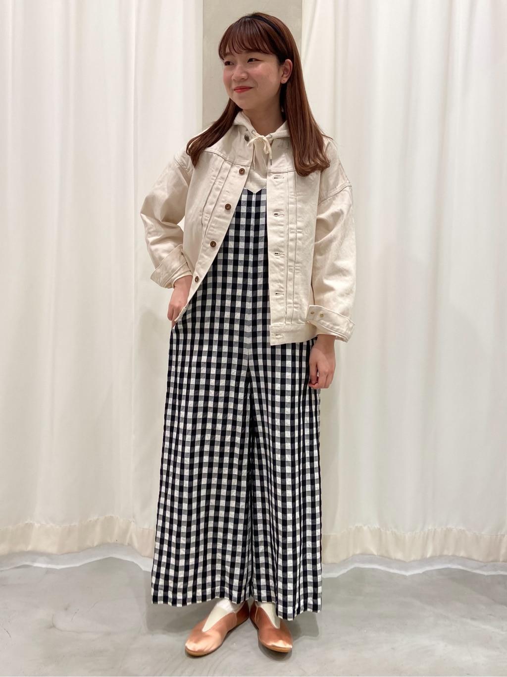 - CHILD WOMAN CHILD WOMAN , PAR ICI 東京スカイツリータウン・ソラマチ 身長:165cm 2021.02.09