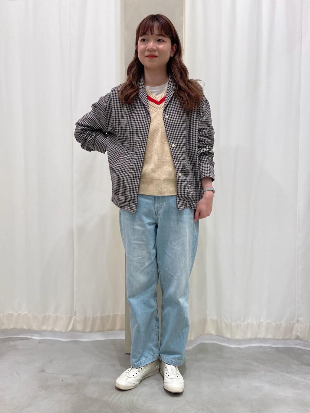 - CHILD WOMAN CHILD WOMAN , PAR ICI 東京スカイツリータウン・ソラマチ 身長:165cm 2021.02.16