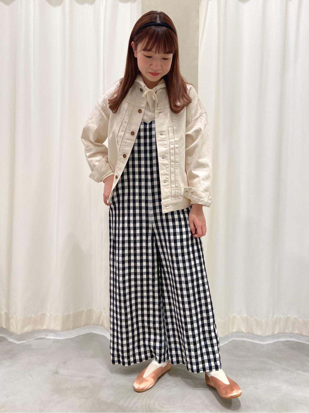 CHILD WOMAN , PAR ICI 東京スカイツリータウン・ソラマチ 2021.02.09