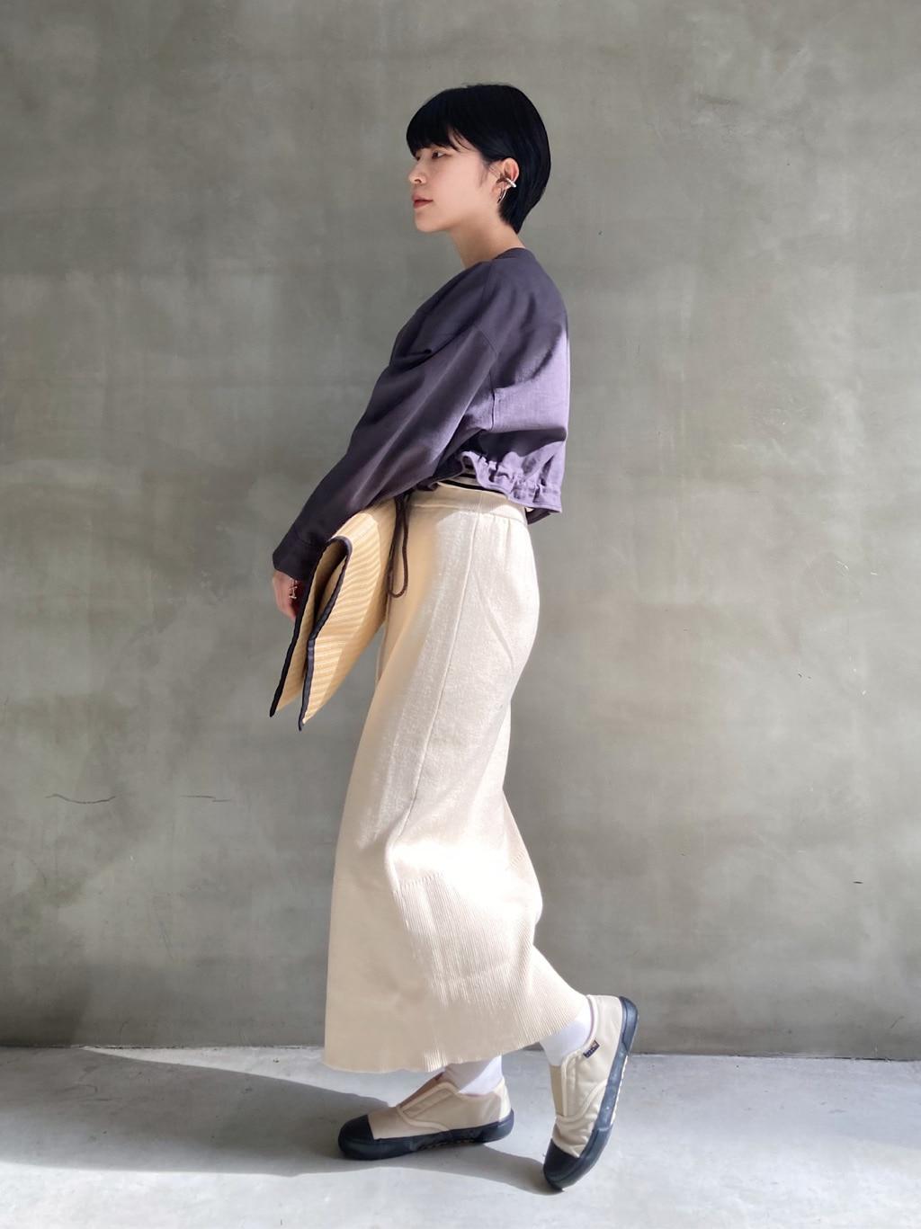 caph troupe 福岡薬院路面 身長:156cm 2021.02.10