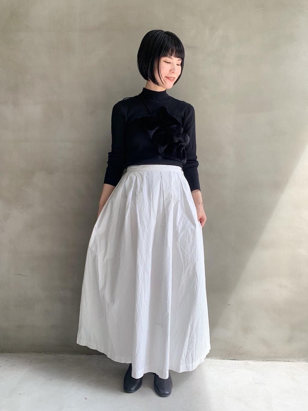 caph troupe 福岡薬院路面 身長:155cm 2020.09.29