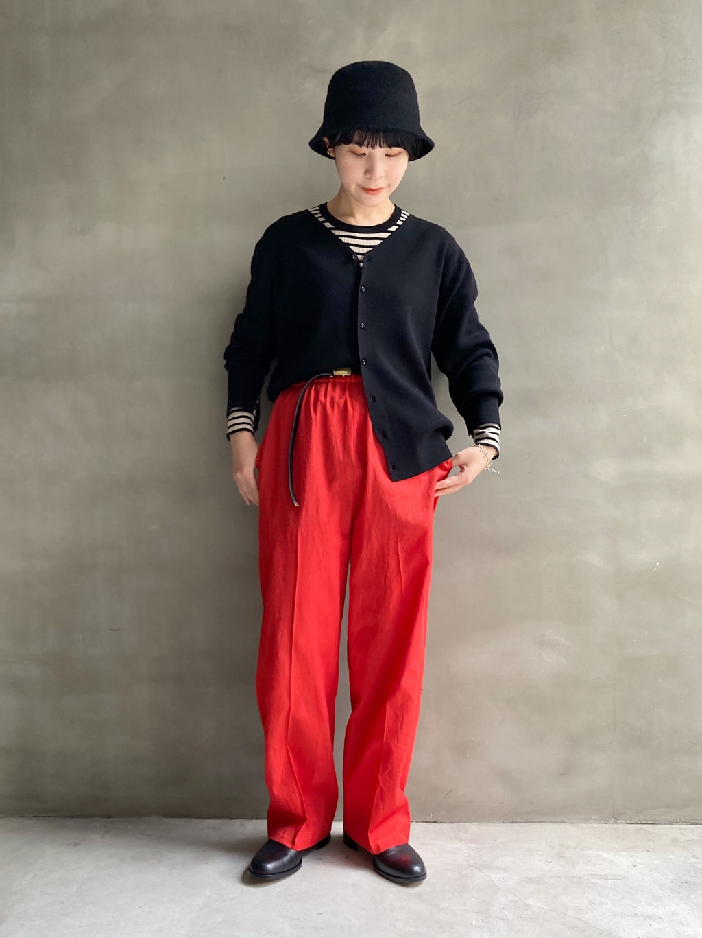 caph troupe 福岡薬院路面 身長:155cm 2021.01.15