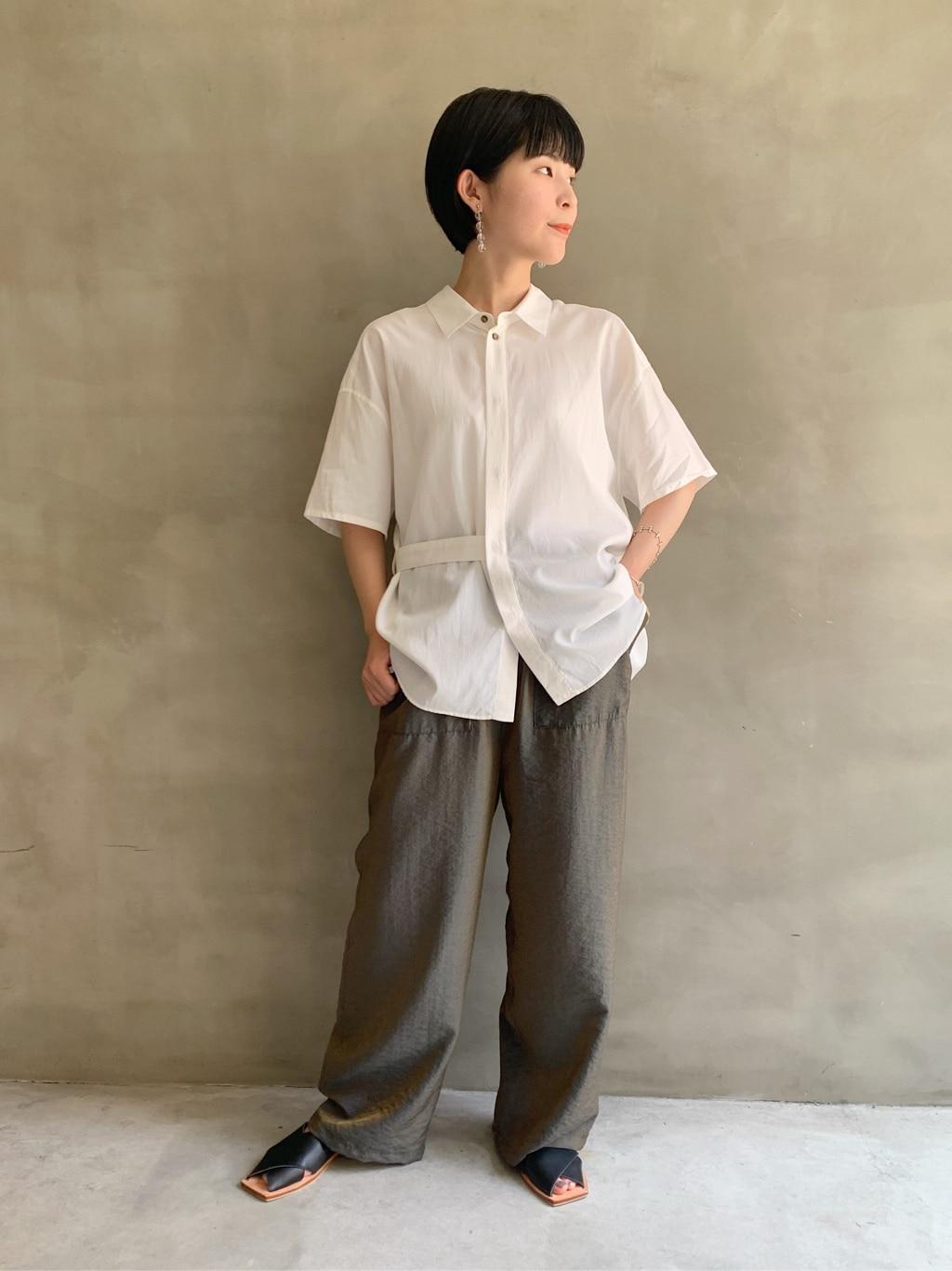 caph troupe 福岡薬院路面 身長:155cm 2020.08.06