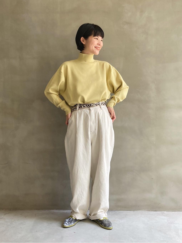 caph troupe 福岡薬院路面 身長:155cm 2020.09.28