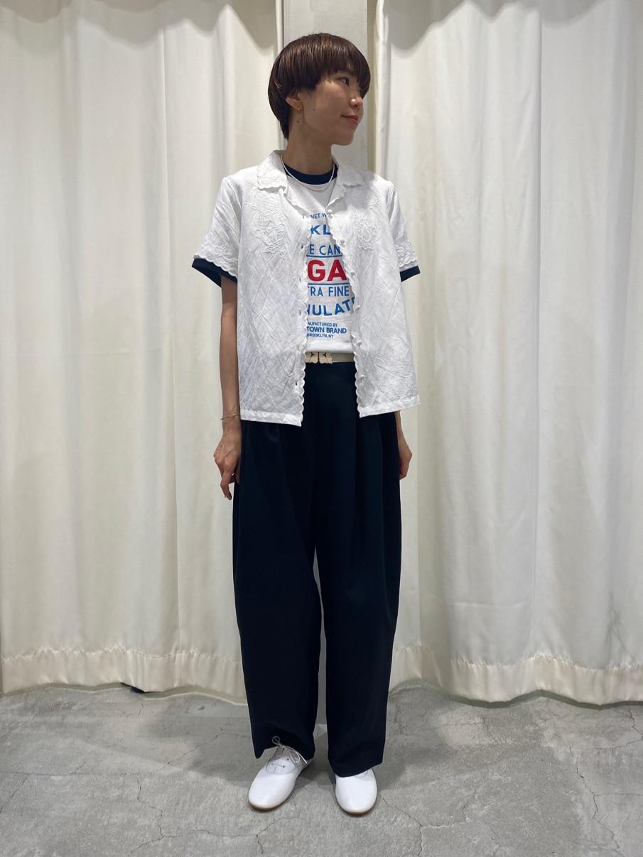 AMB SHOP PAR ICI CHILD WOMAN , PAR ICI ルミネ池袋 身長:161cm 2020.06.29