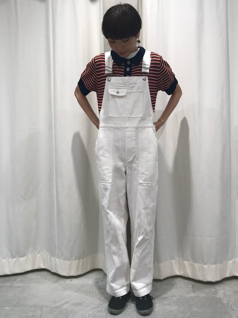 AMBIDEX アトリエ 身長:161cm 2020.06.12