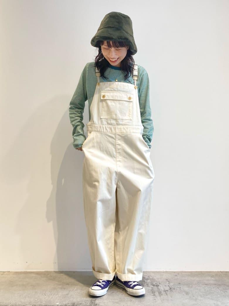 - chambre de charme FLAT AMB 名古屋栄路面 身長:152cm 2021.09.03