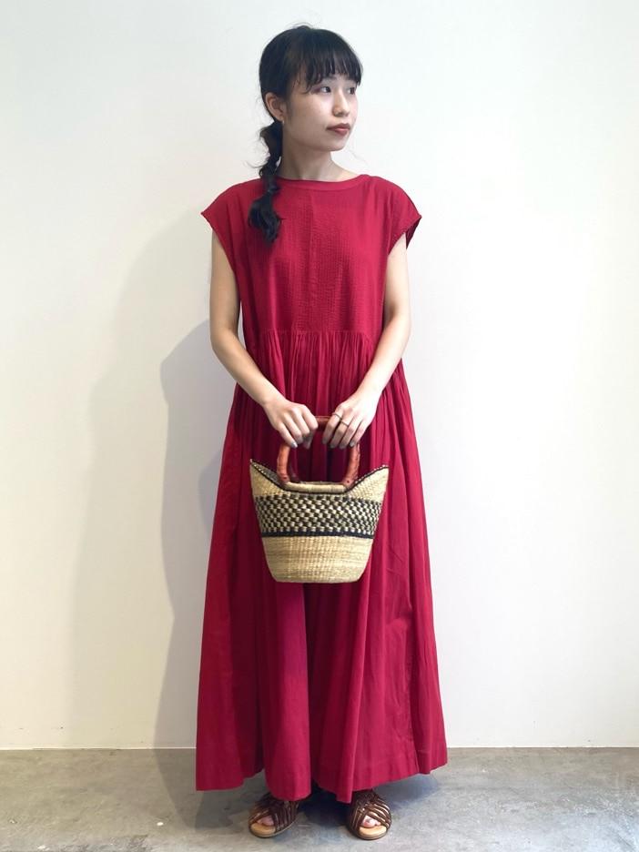 Dot and Stripes CHILD WOMAN 名古屋栄路面 身長:152cm 2021.05.27