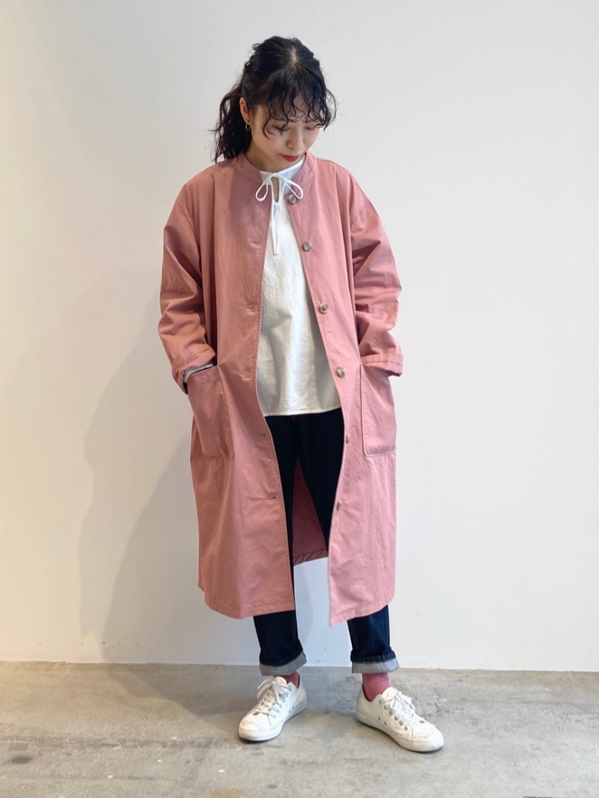- bulle de savon FLAT AMB 名古屋栄路面 身長:152cm 2021.02.21