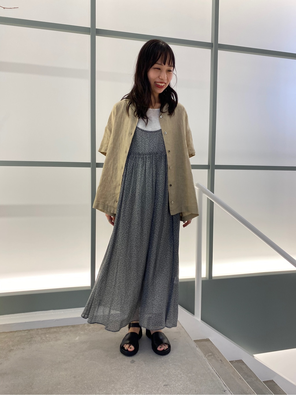 - bulle de savon FLAT AMB 名古屋栄路面 身長:152cm 2020.07.29