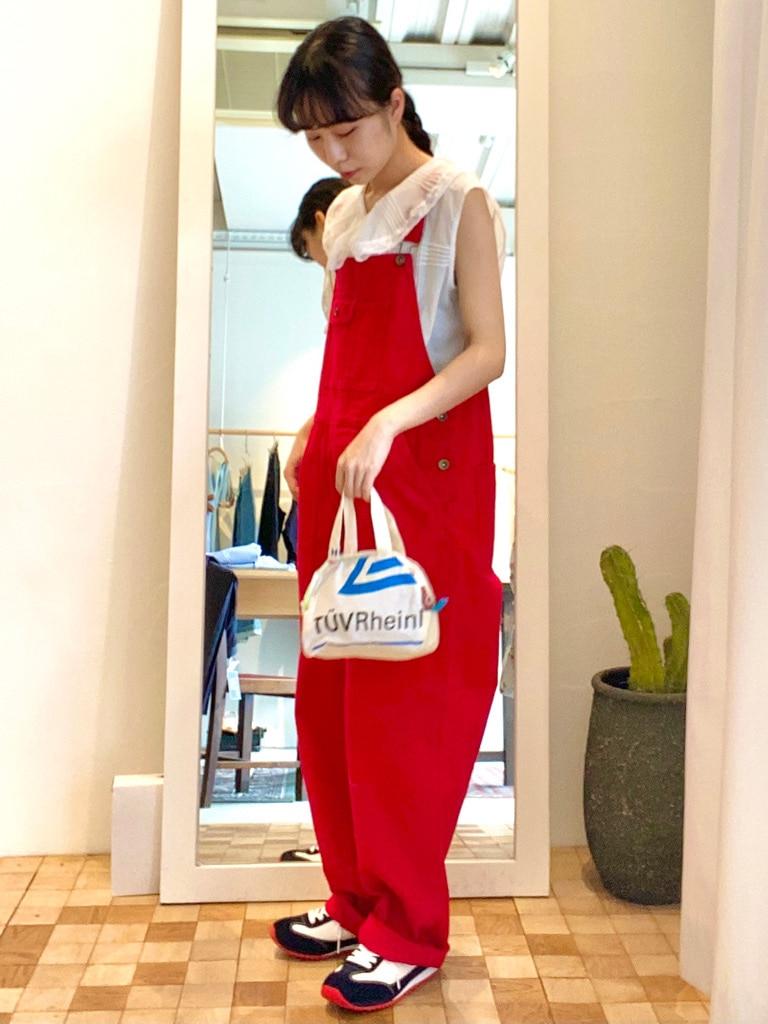 Dot and Stripes CHILD WOMAN 名古屋栄路面 身長:152cm 2021.05.20