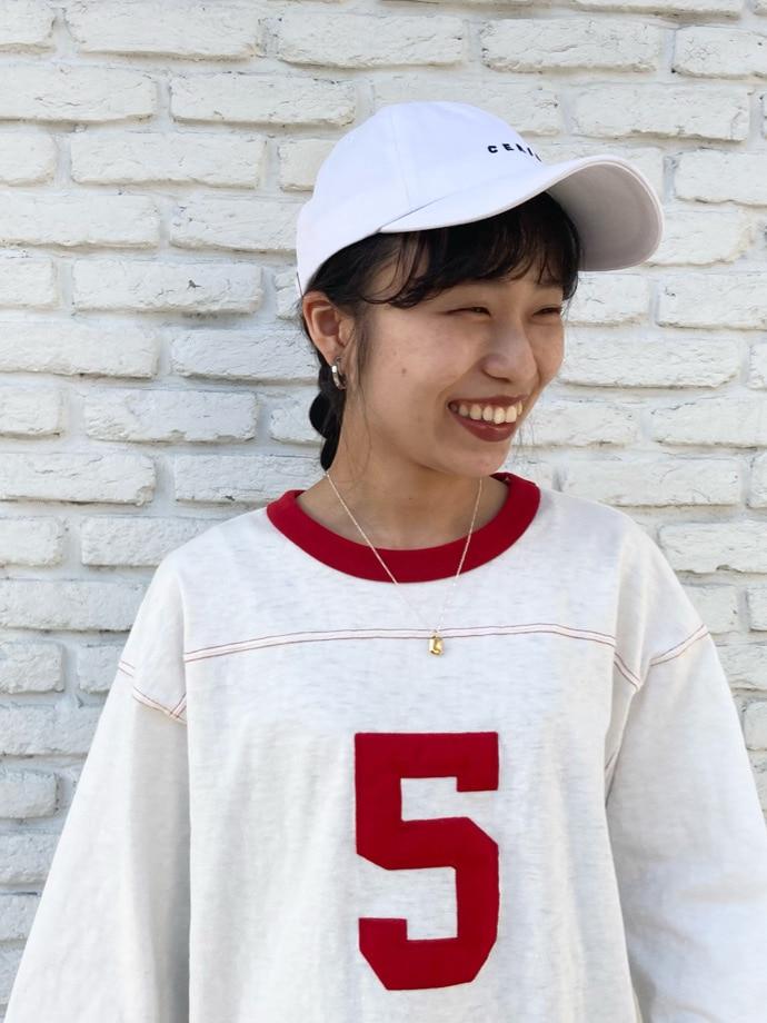 Dot and Stripes CHILD WOMAN 名古屋栄路面 身長:152cm 2021.04.27