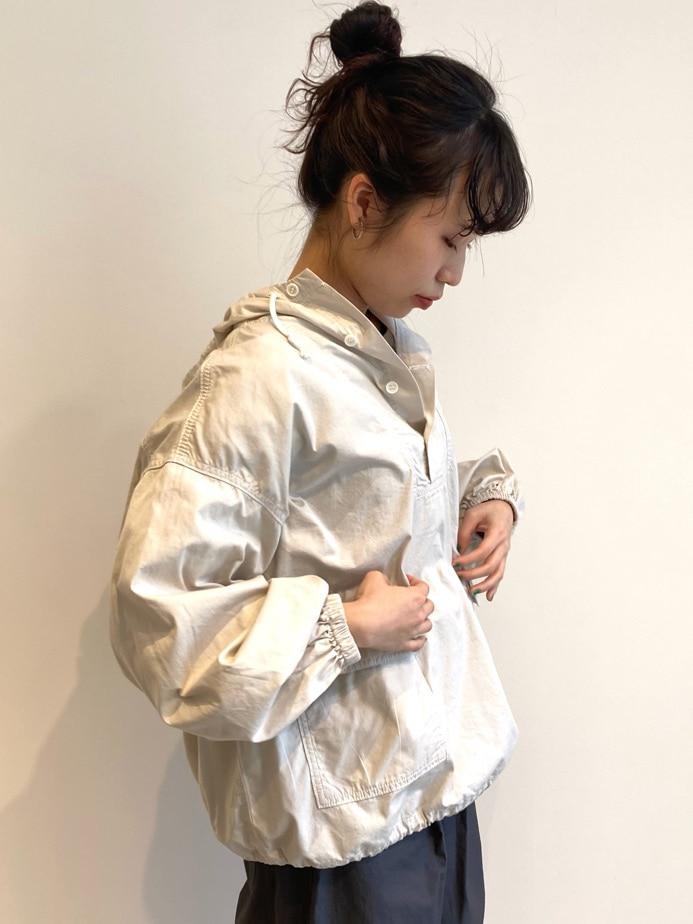 - bulle de savon FLAT AMB 名古屋栄路面 身長:152cm 2021.04.20