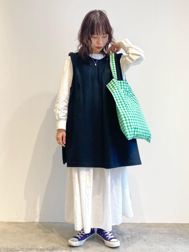 - chambre de charme FLAT AMB 名古屋栄路面 身長:152cm 2021.09.05