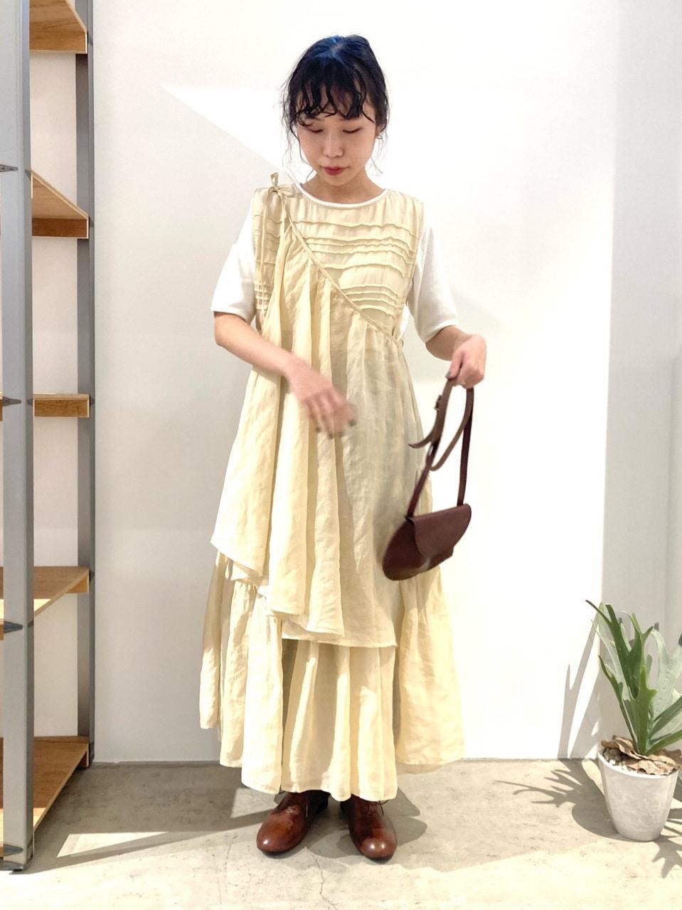 Dot and Stripes CHILD WOMAN 名古屋栄路面 身長:152cm 2021.06.01