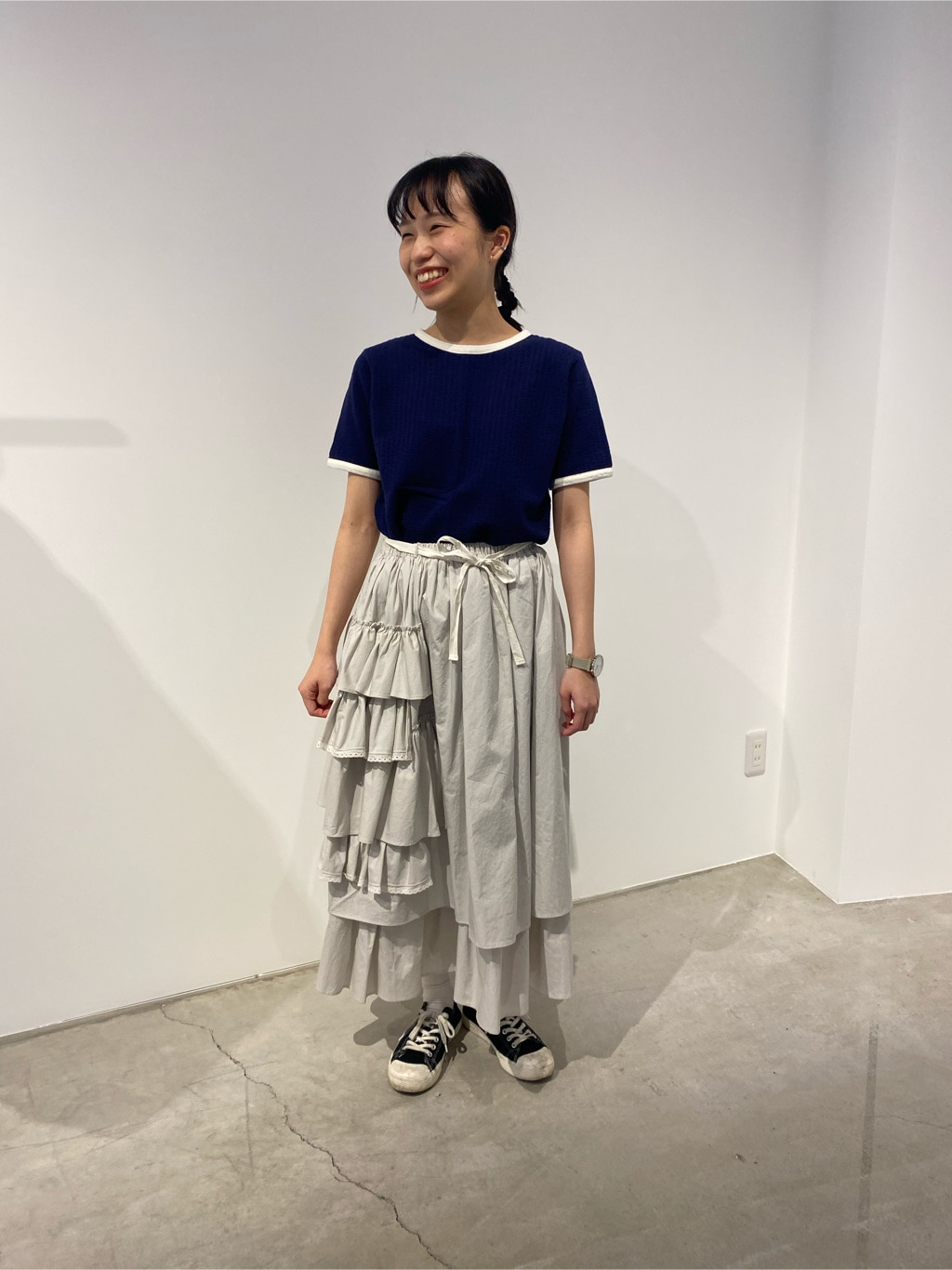 l'atelier du savon 名古屋栄路面 身長:152cm 2020.05.15