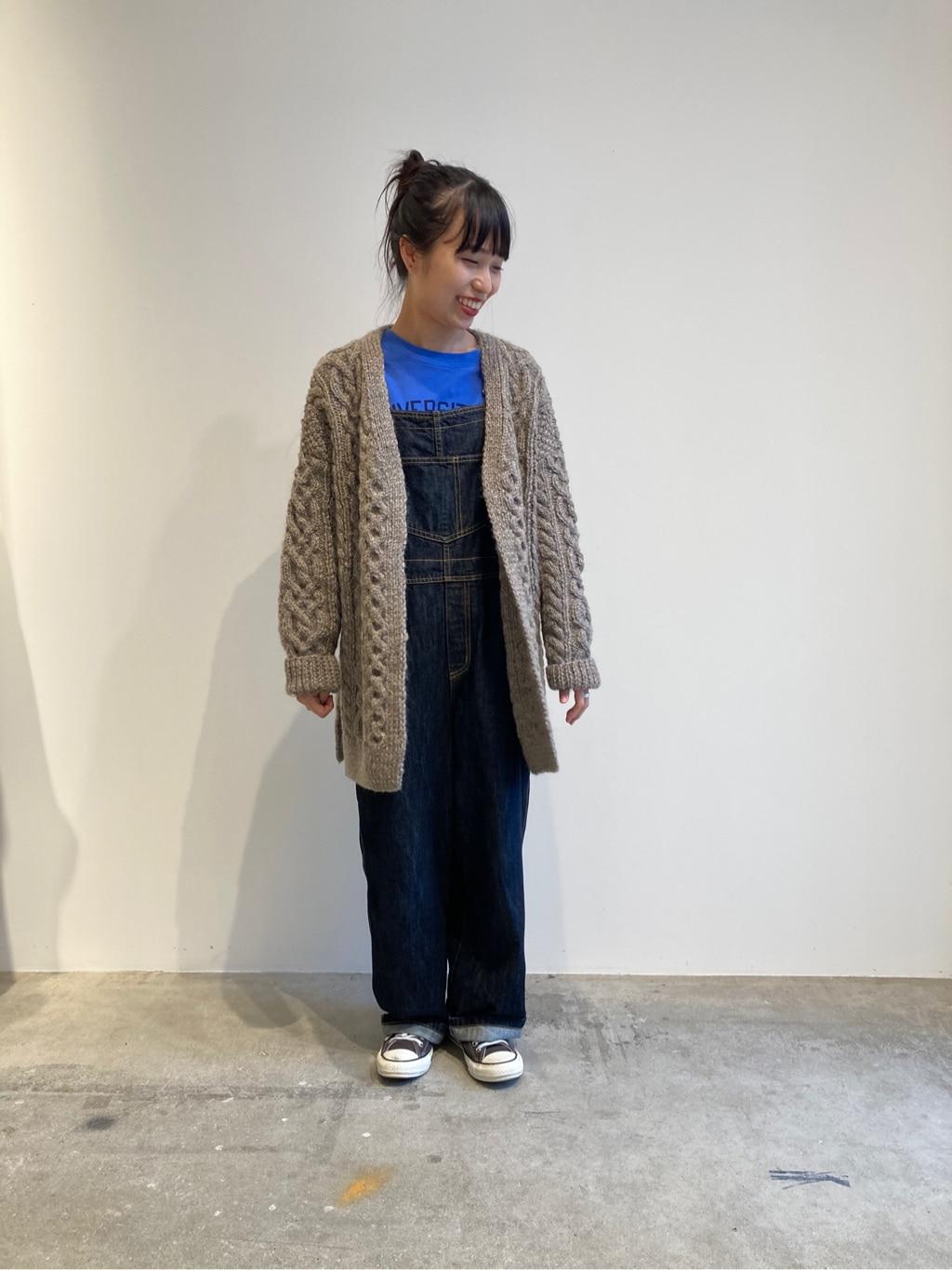- bulle de savon FLAT AMB 名古屋栄路面 身長:152cm 2020.09.28