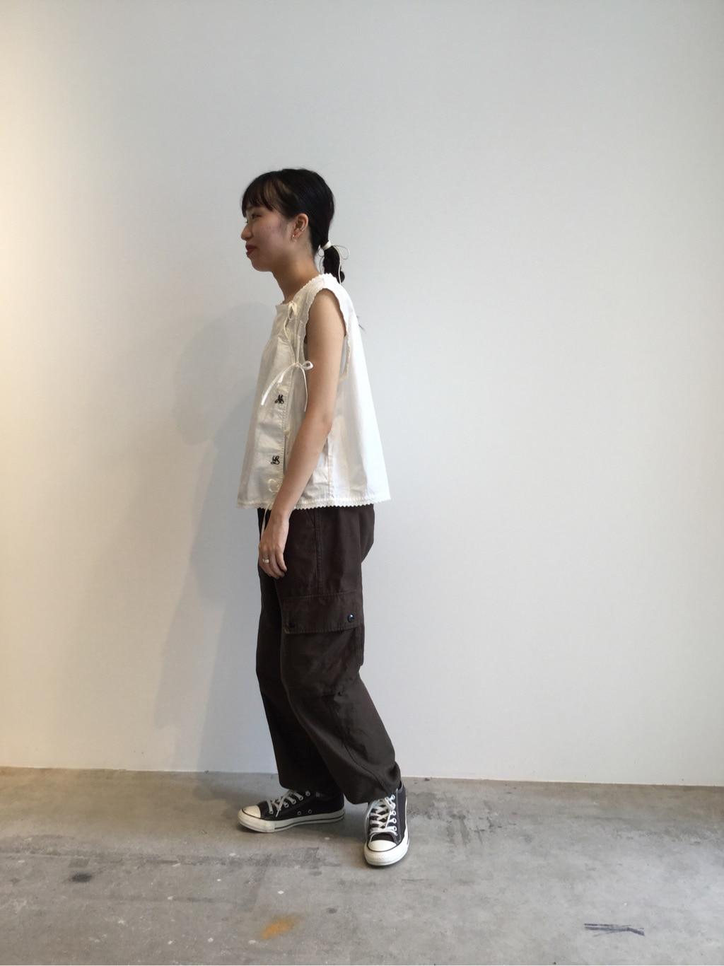 AMB SHOP bulle de savon FLAT AMB 名古屋栄路面 身長:152cm 2020.07.21