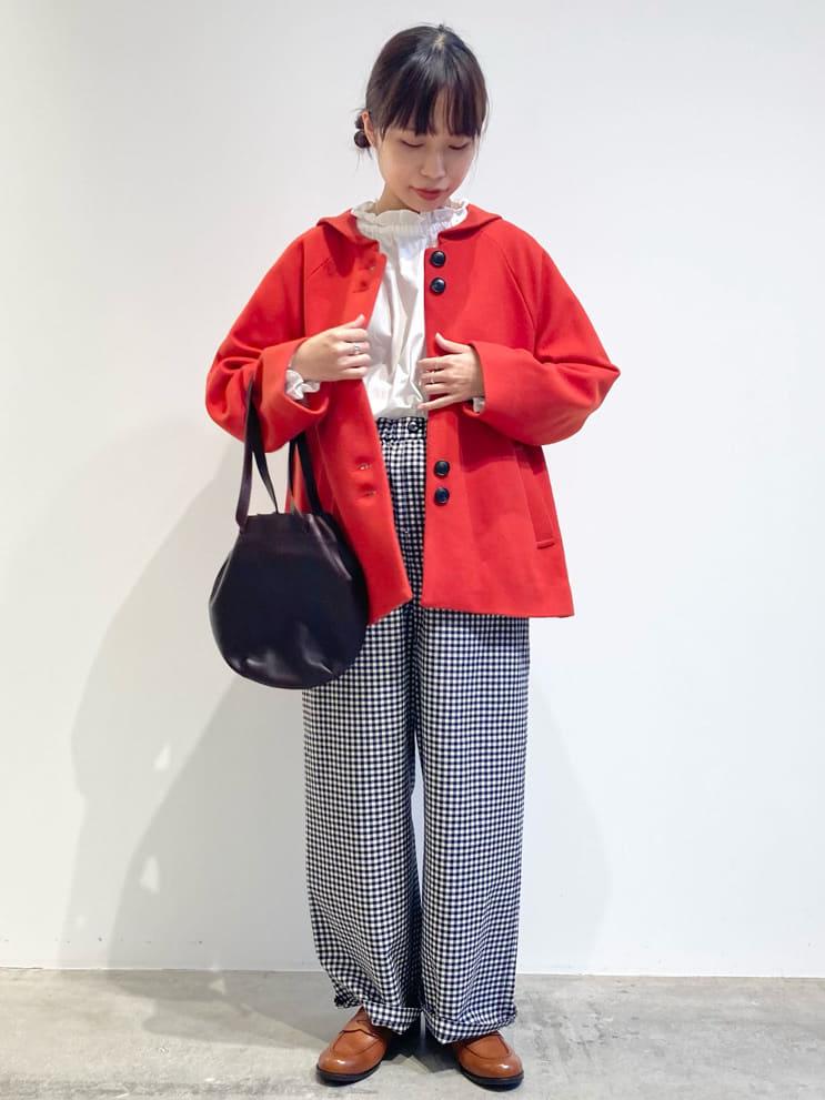 - chambre de charme FLAT AMB 名古屋栄路面 身長:152cm 2021.09.25