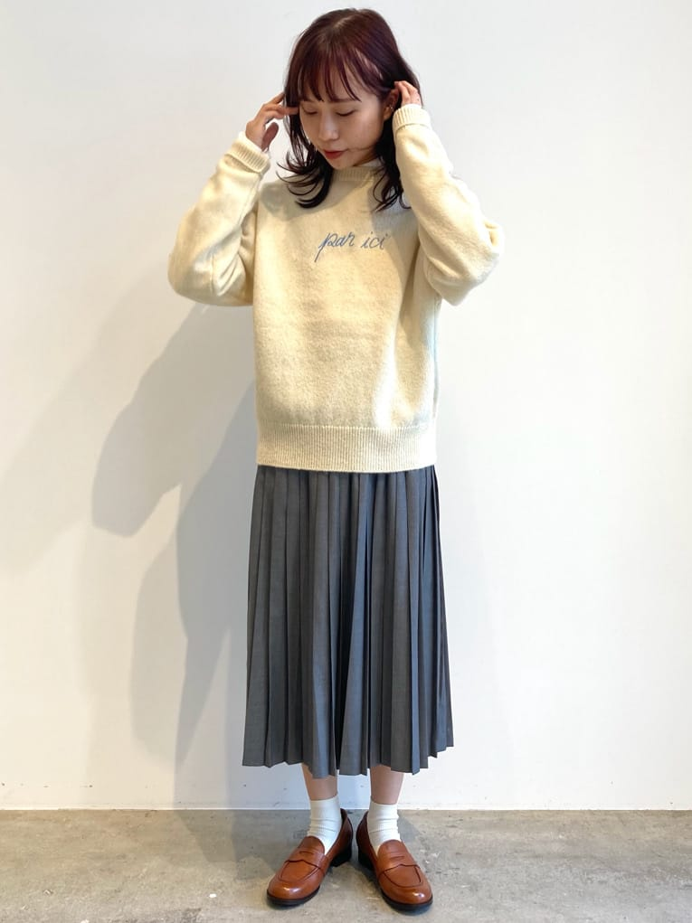 - chambre de charme FLAT AMB 名古屋栄路面 身長:152cm 2021.10.02
