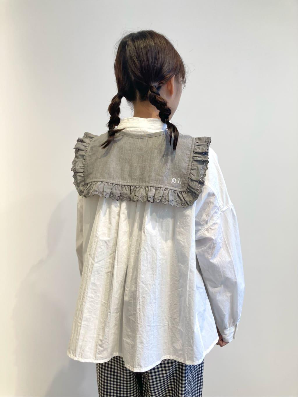 - chambre de charme FLAT AMB 名古屋栄路面 身長:152cm 2021.09.11
