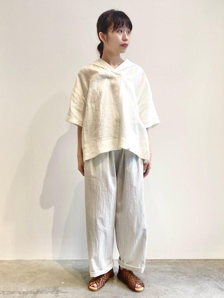 Dot and Stripes CHILD WOMAN 名古屋栄路面 身長:152cm 2021.05.26