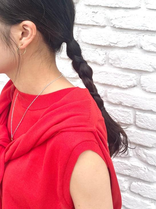 Dot and Stripes CHILD WOMAN 名古屋栄路面 身長:152cm 2021.05.25