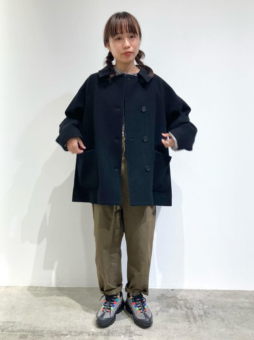- chambre de charme FLAT AMB 名古屋栄路面 身長:152cm 2021.09.27