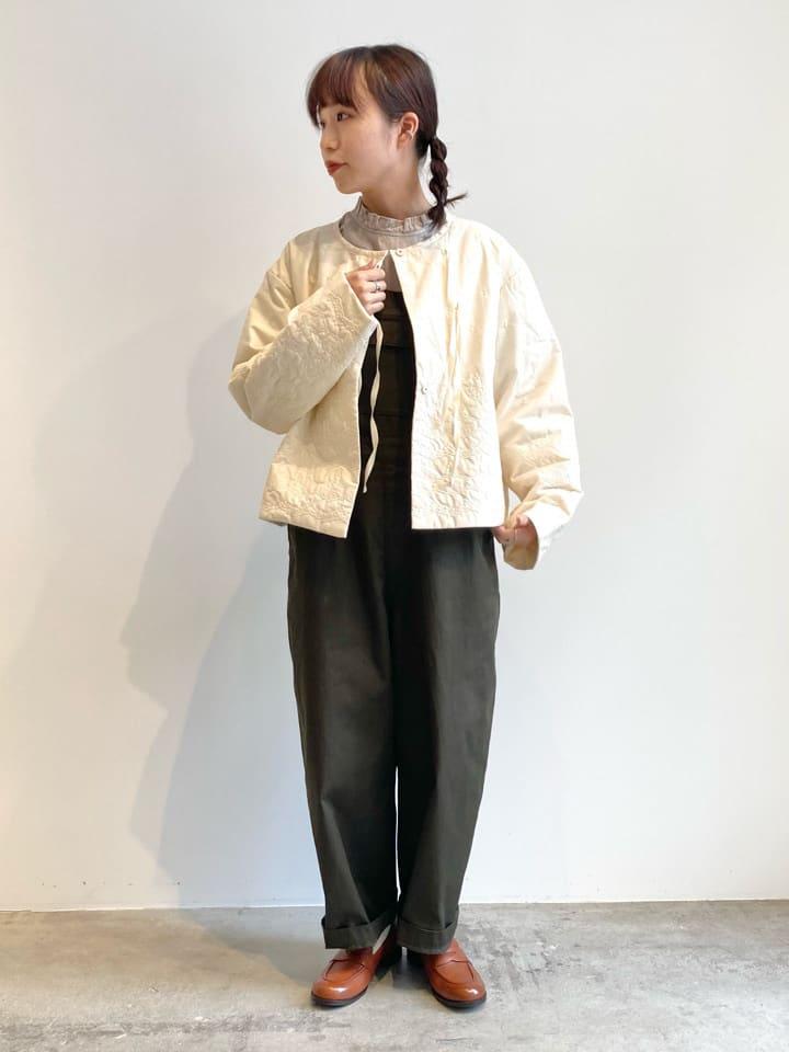 - chambre de charme FLAT AMB 名古屋栄路面 身長:152cm 2021.09.22