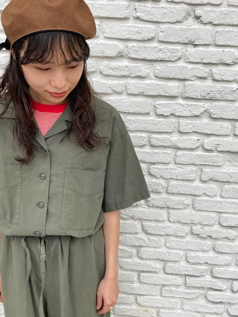 - bulle de savon FLAT AMB 名古屋栄路面 身長:152cm 2021.04.19