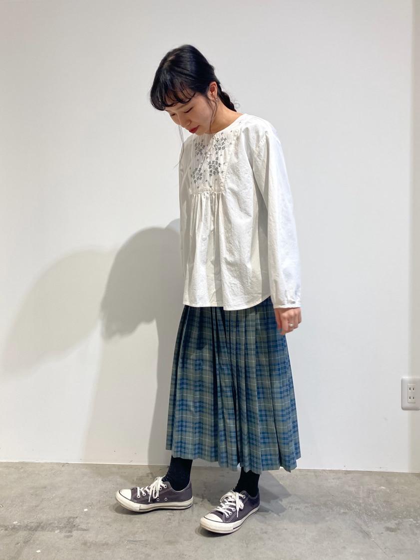 - bulle de savon FLAT AMB 名古屋栄路面 身長:152cm 2020.12.24