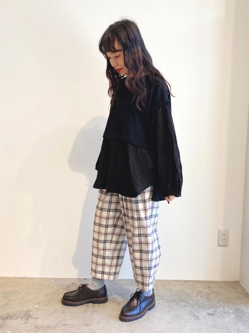 - bulle de savon FLAT AMB 名古屋栄路面 身長:152cm 2020.12.29