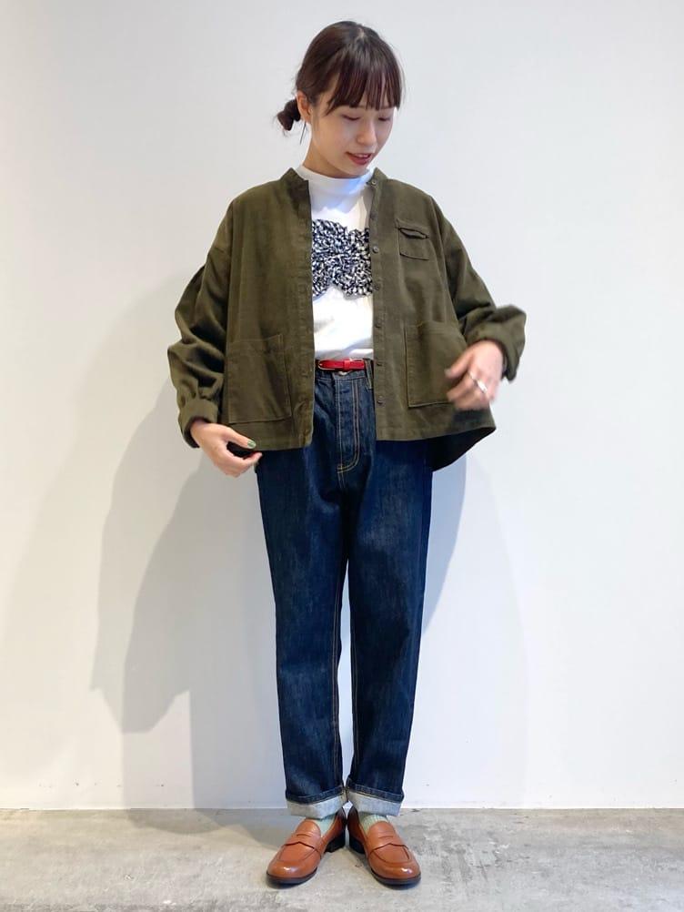 - chambre de charme FLAT AMB 名古屋栄路面 身長:152cm 2021.09.10