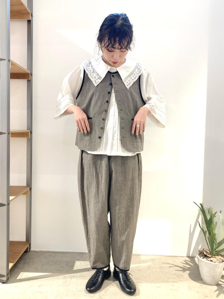 Dot and Stripes CHILD WOMAN 名古屋栄路面 身長:152cm 2021.06.02