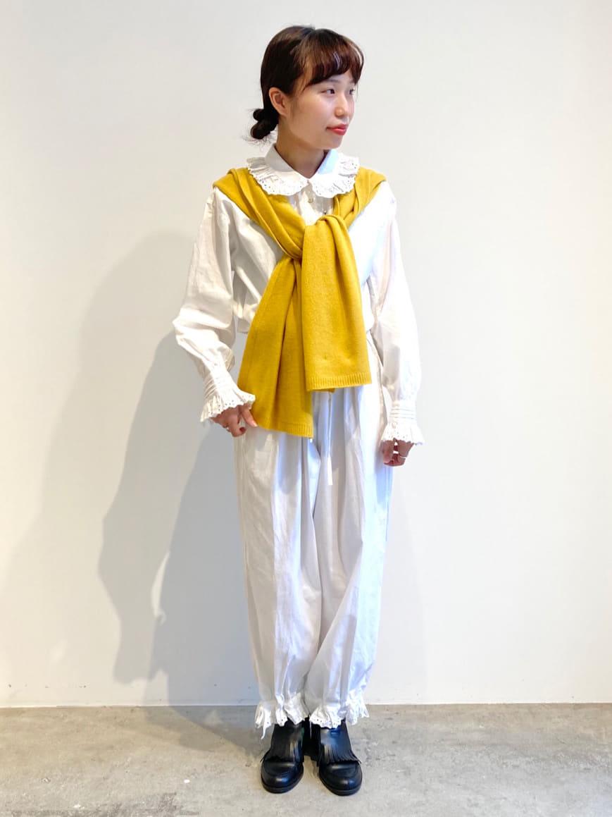 - chambre de charme FLAT AMB 名古屋栄路面 身長:152cm 2021.10.01