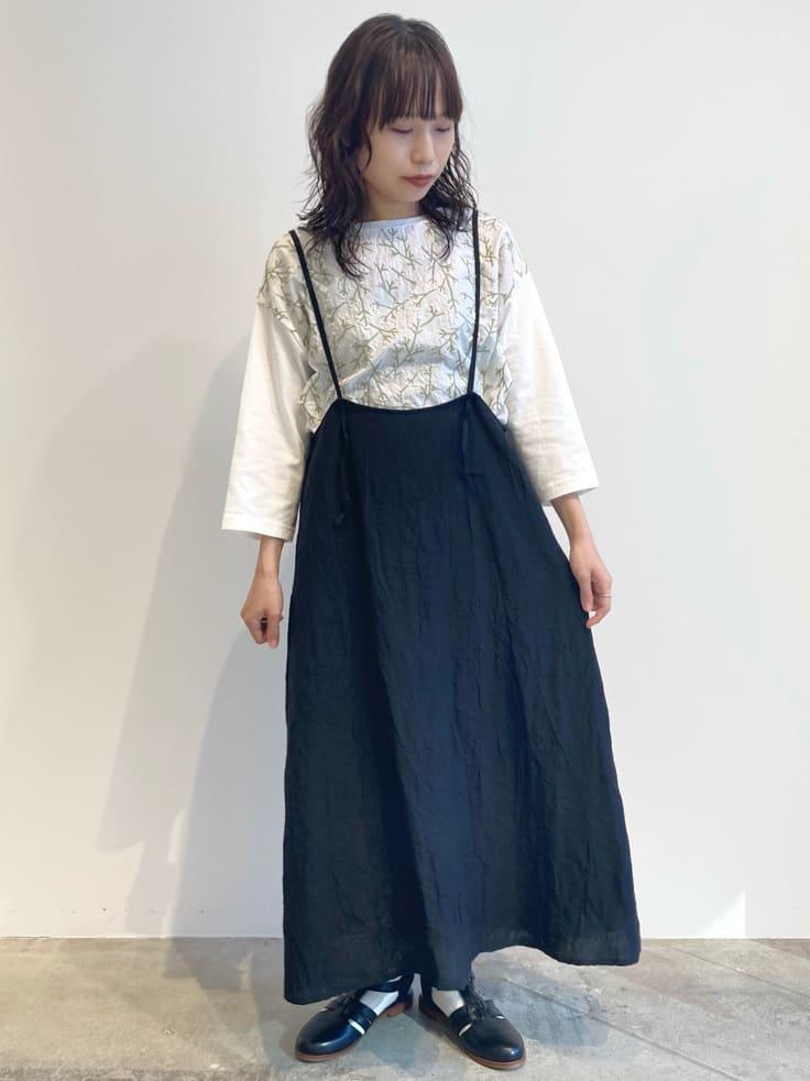 - chambre de charme FLAT AMB 名古屋栄路面 身長:152cm 2021.08.31