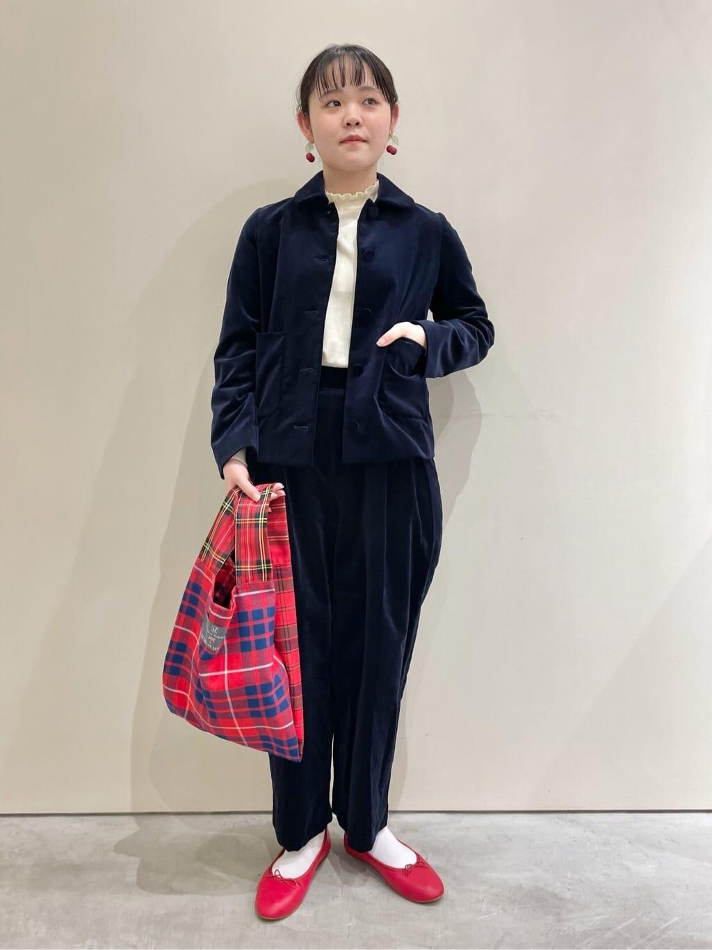 - CHILD WOMAN CHILD WOMAN , PAR ICI 新宿ミロード 身長:160cm 2021.10.06