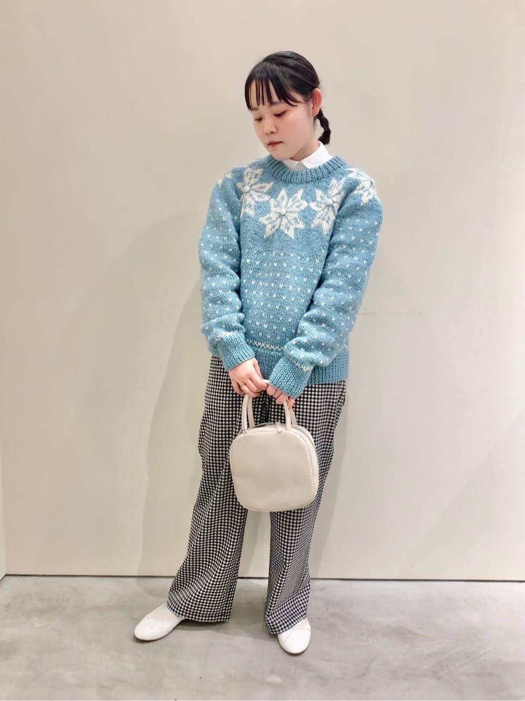- CHILD WOMAN CHILD WOMAN , PAR ICI 新宿ミロード 身長:160cm 2021.10.14