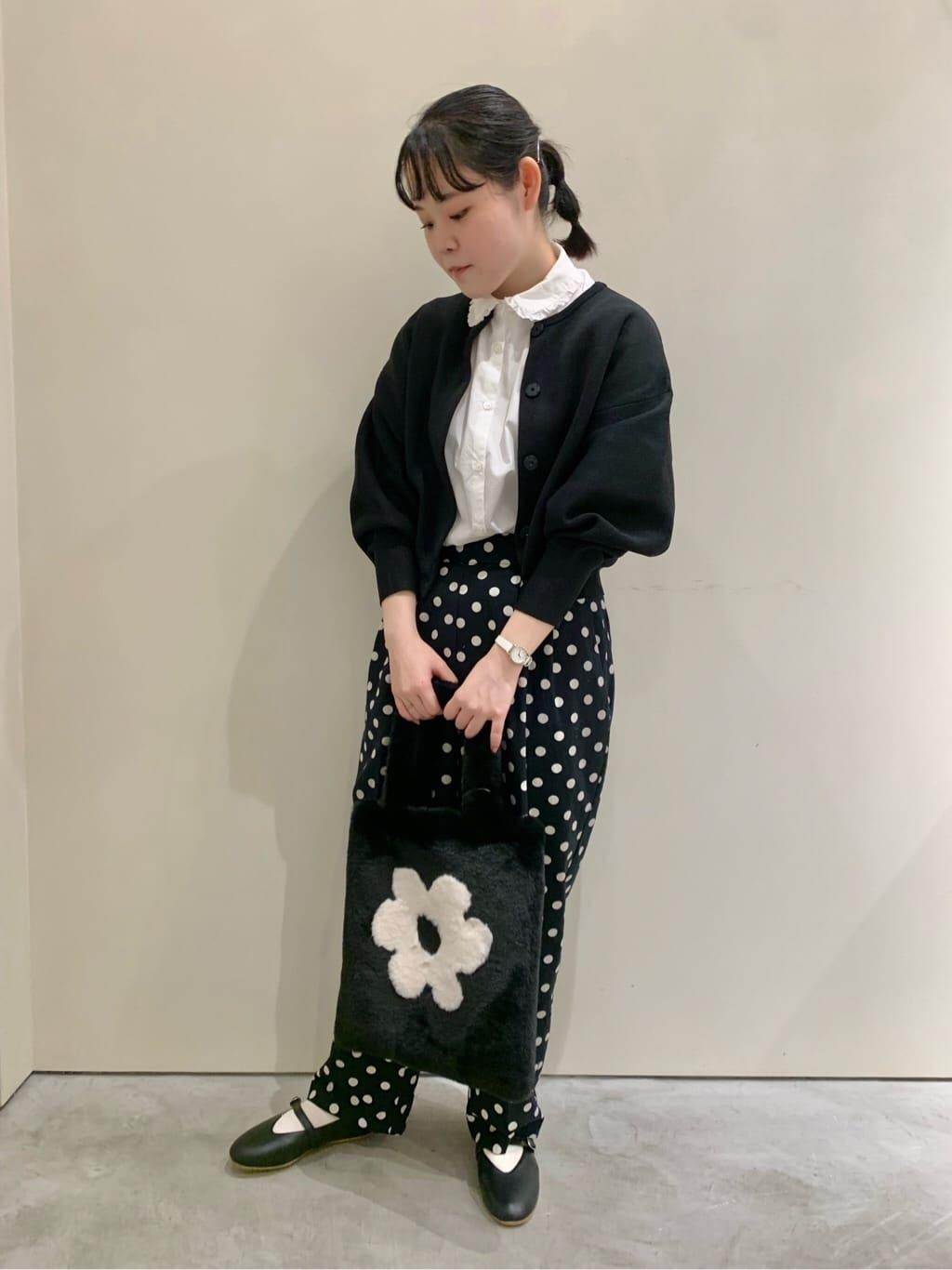 - CHILD WOMAN CHILD WOMAN , PAR ICI 新宿ミロード 身長:160cm 2021.09.26
