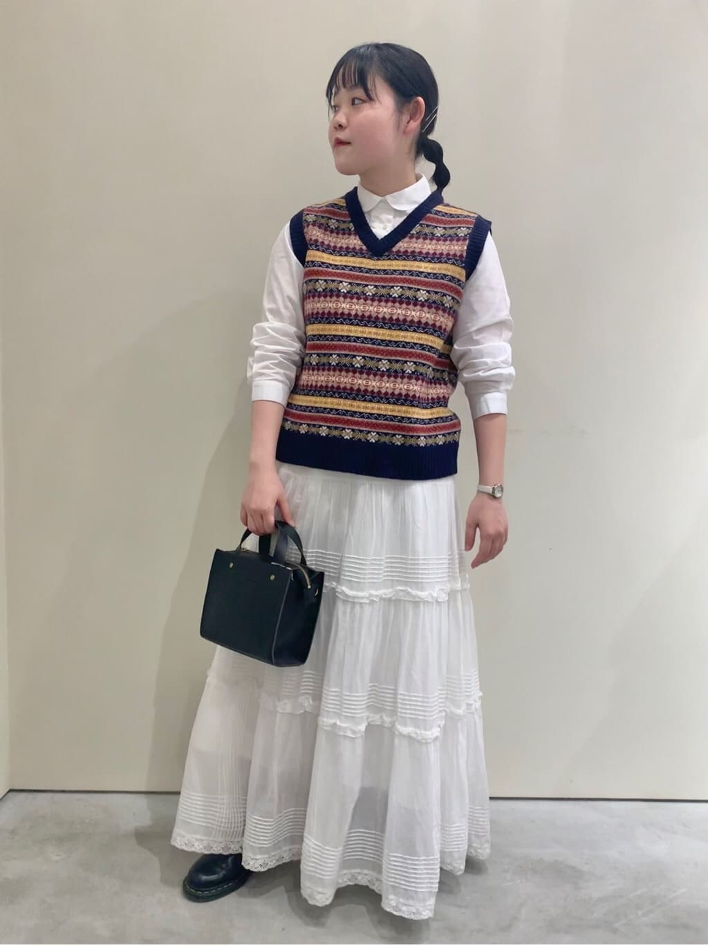 - CHILD WOMAN CHILD WOMAN , PAR ICI 新宿ミロード 身長:160cm 2021.10.13