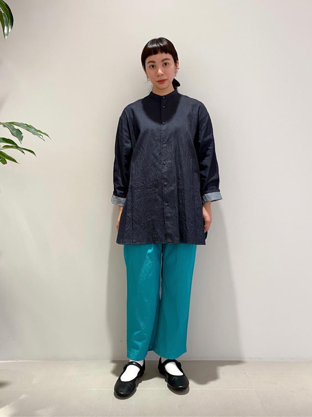 yuni 二子玉川ライズ 身長:154cm 2021.08.18