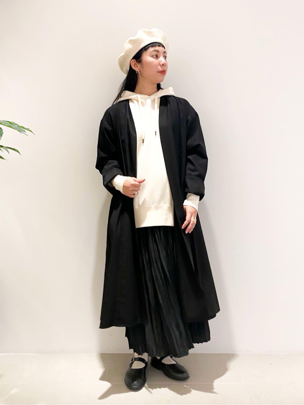 yuni 二子玉川ライズ 身長:154cm 2021.09.13